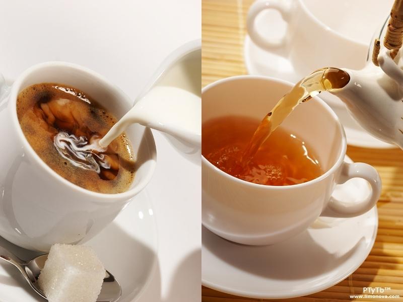 Если два товара взаимозаменяемы например чай и кофе