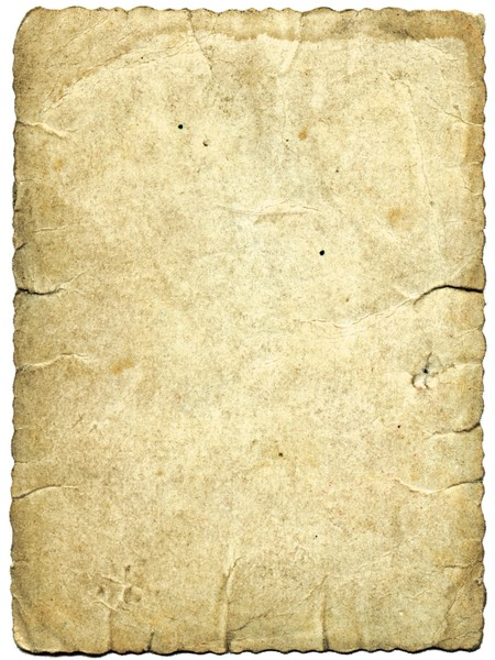 Как сделать старинный лист