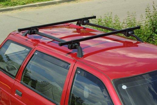 Багажник на крышу автомобиля 2111 своими руками 72