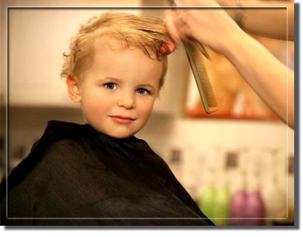 Как модно подстричь мальчика фото