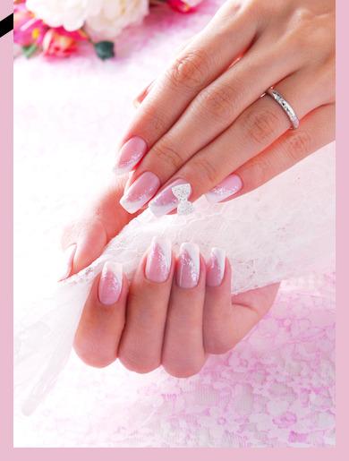 Идеи свадебного маникюра на своих ногтях