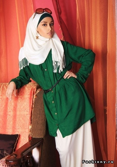 Стильная Одежда Для Мусульманки