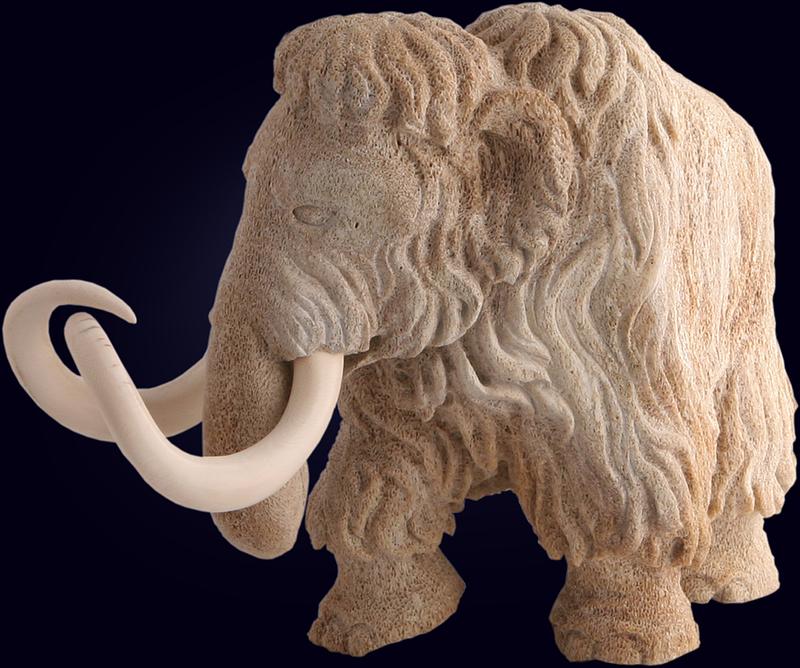 Искусственная слоновая кость своими руками
