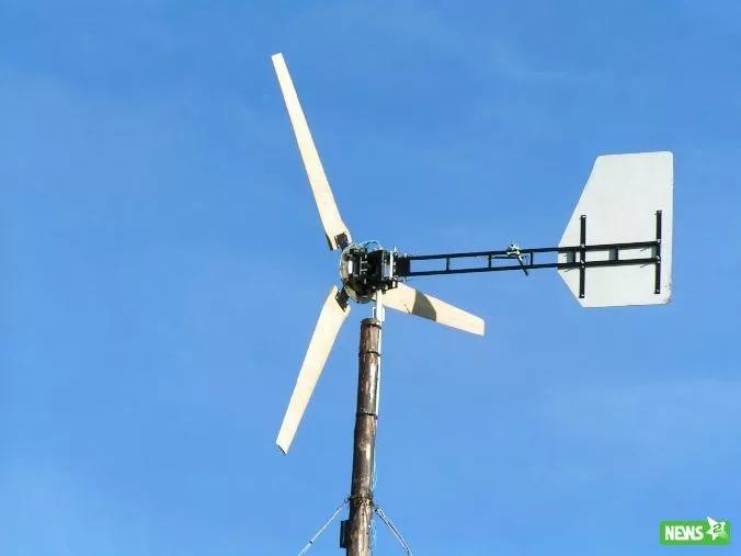 Как изготовить ветряк