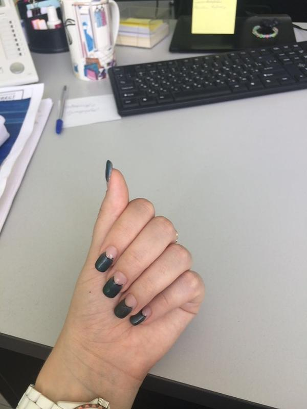 Как снять каучуковое покрытие с ногтей