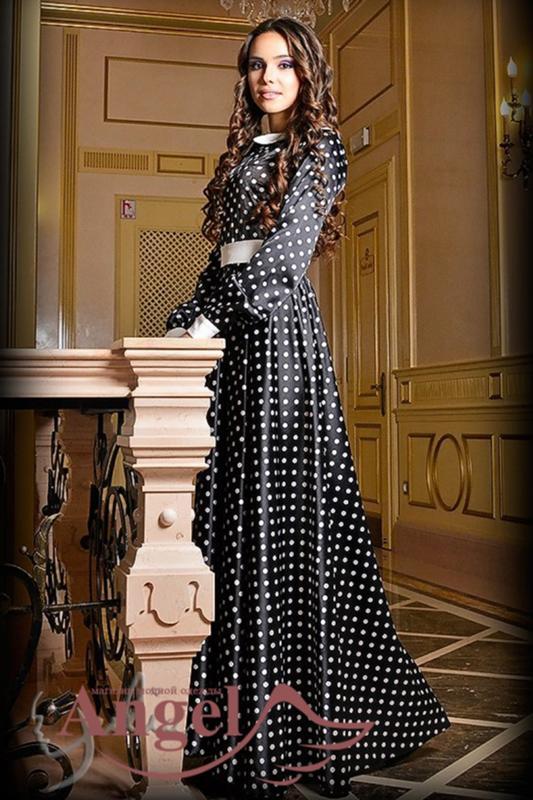 Красивые платья скромные