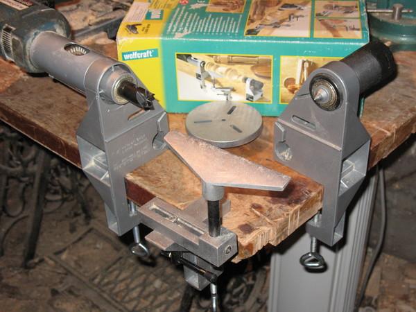 Токарный станок по металлу из дрели своими руками