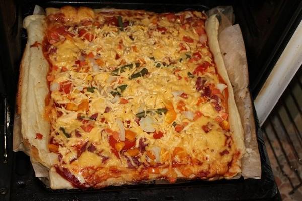 Начинки для итальянской пиццы в домашних условиях с фото