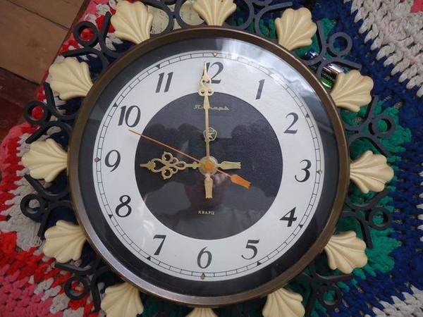 ремонт часов ссср своими руками