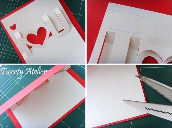 Что можно сделать для девушки из бумаги