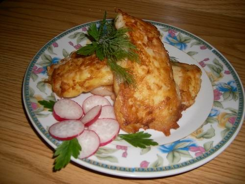 Рыба в кляре рецепт сазан