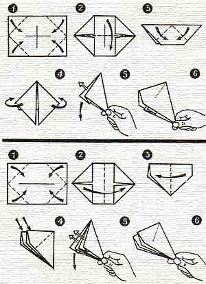 Как сделать хлопушку из бумаги поэтапно