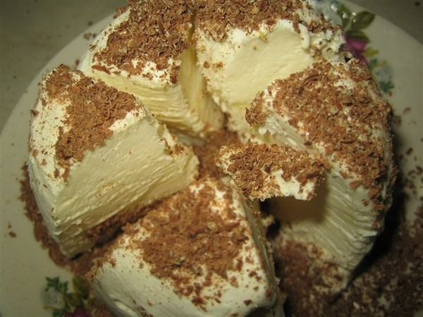 Торты мороженое в домашних условиях