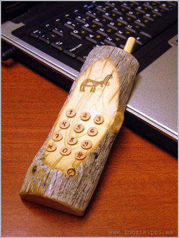 Городской телефон своими руками
