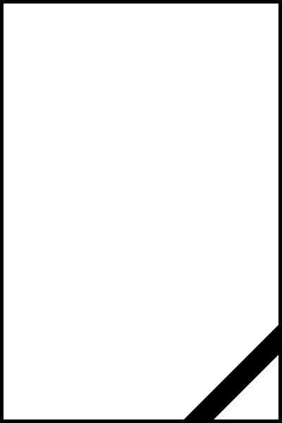 Как сделать черную ленту на фото умершего в фотошопе