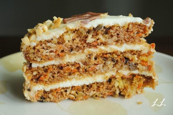 Морковные торты рецепты от