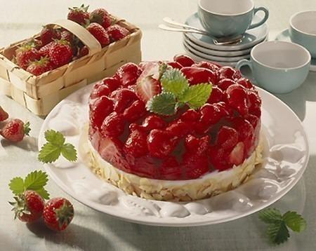 Открытка с тортом доброе утро хорошего дня 21