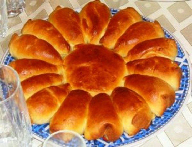 Пирог с разными начинками с фото