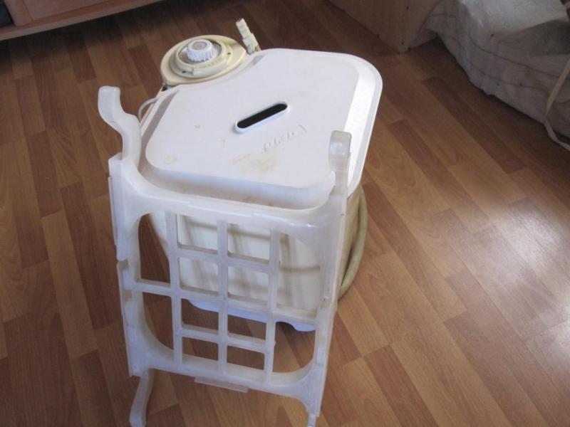 Ящик под стиральную машину своими руками