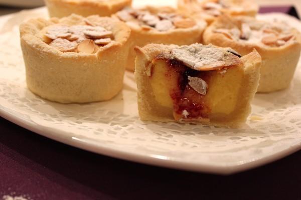 Десерт паштел де ната рецепт