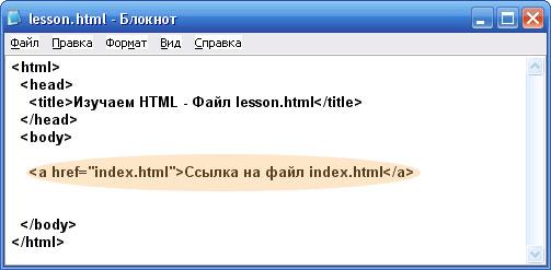 Как сделать картинку ссылку в html