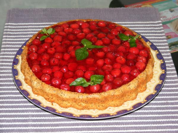 Как украсить торт желе в домашних условиях пошагово в