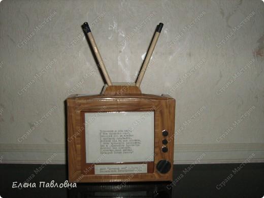 Сделать детский телевизор своими руками