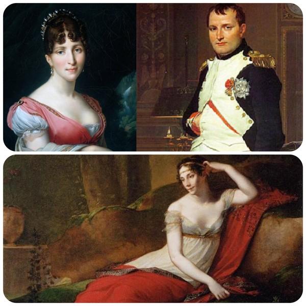 Наполеон трахает джозефин