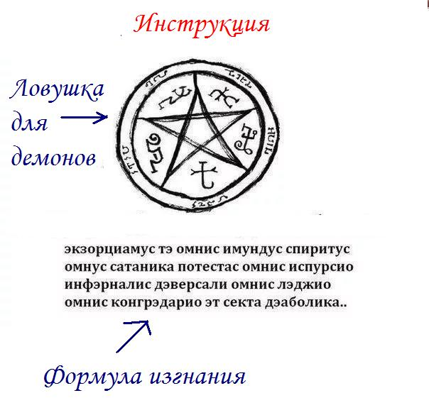 Как вызвать демона для заключения сделки в  603
