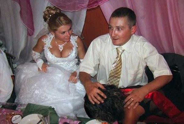 Перепихнулись на свадьбе