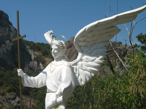 Ангелы где находятся