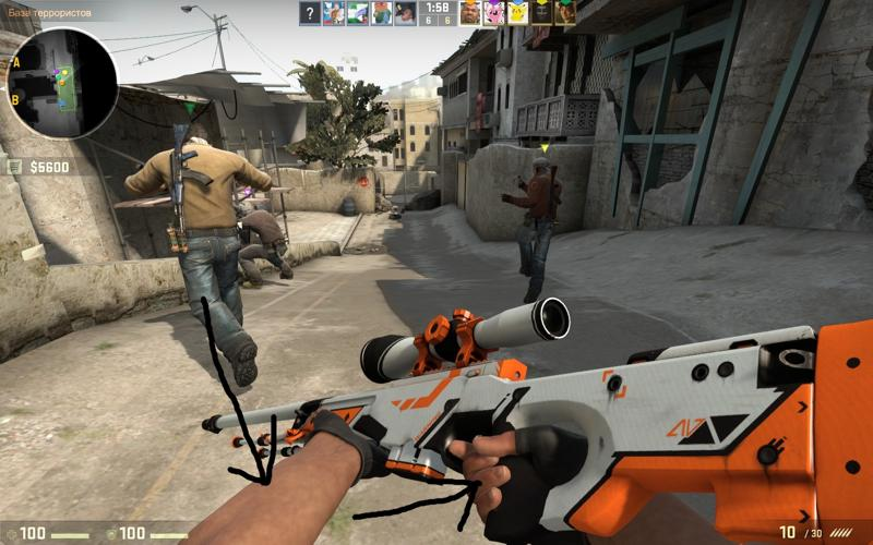Download ak 47 cs go skins html code