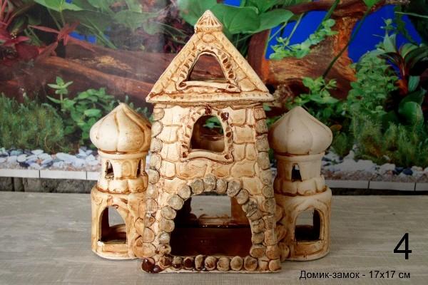 Как сделать игрушечный домик из камней