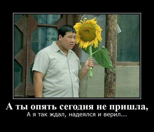 Анекдот Про Цветочек