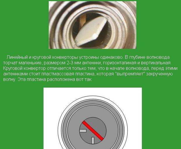 Как сделать круговой конвертер из линейного 891