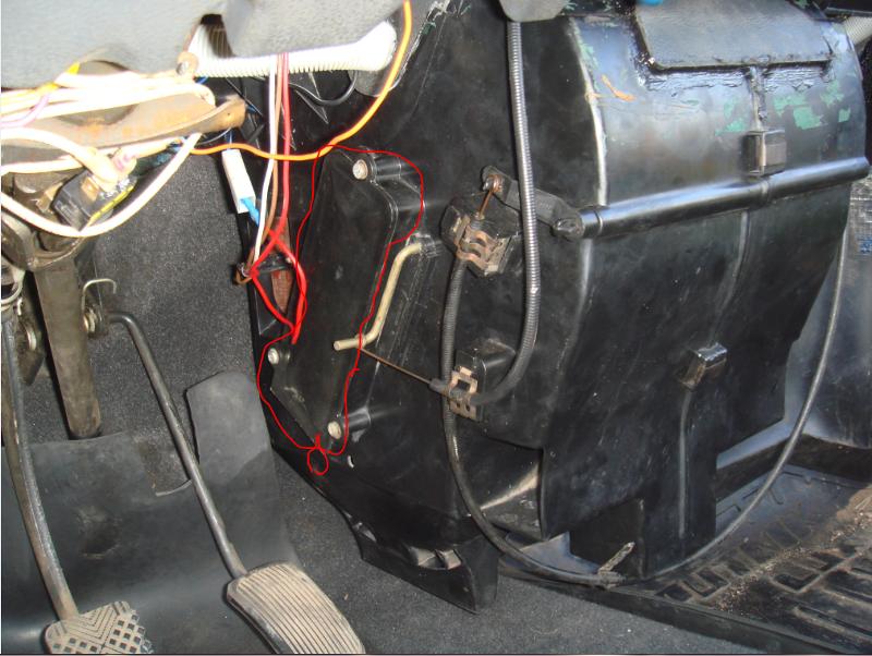 Почему не работает печка на ваз 21099 карбюратор