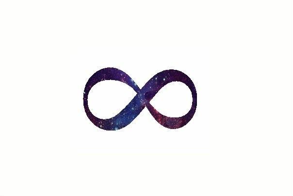 Знак бесконечность - термин бесконечность соответствует нескольким различным понятиям