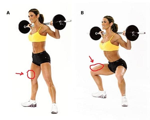 Как похудеть какие надо делать упражнения