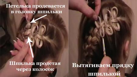 Ответы@Mail.Ru: как плести эту косу?