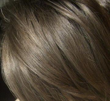 Русый средне русый цвет волос с