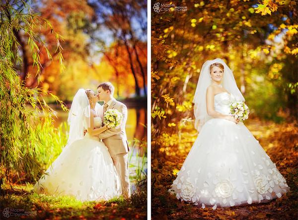 На какое время года лучше играть свадьбу