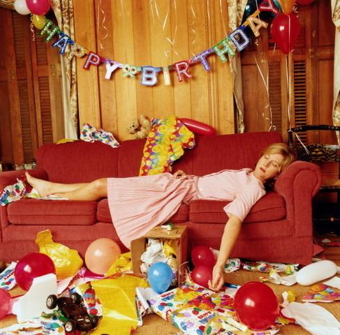 Поздравить с днем рождения после дня рождения