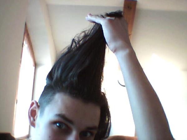 В домашних условиях волосы отростить