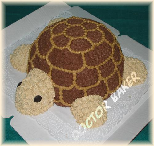 рецепт выпечка торт черепаха