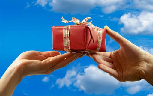 Добрые подарки для добрых людей 871