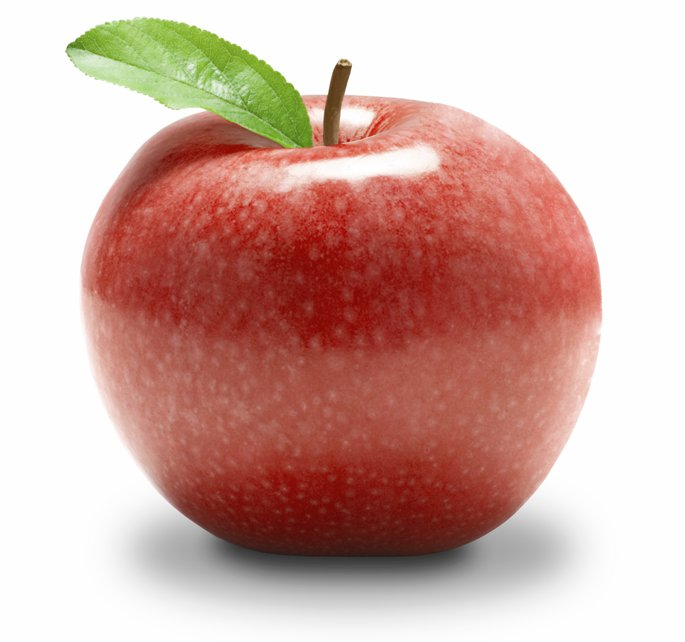 скачать картинку яблока на телефон