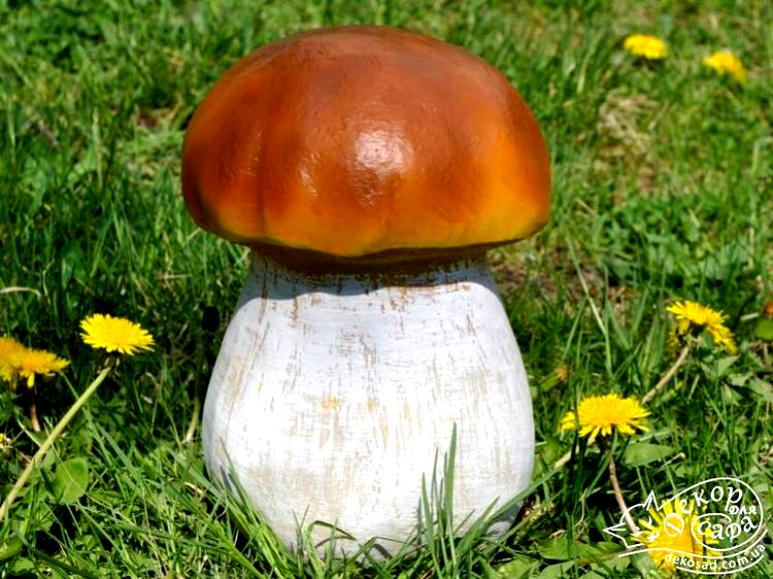 Белый гриб сделать