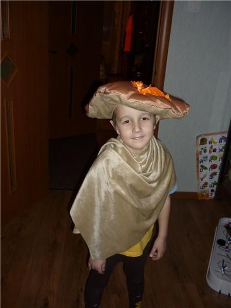 Костюм для мальчика на праздник своими руками