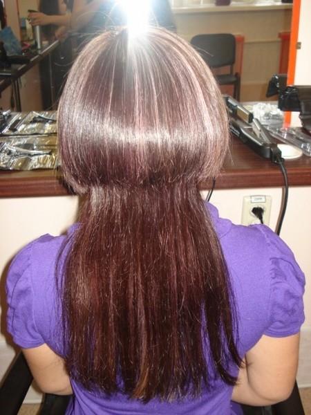 Двойное каре стрижка фото на средние волосы