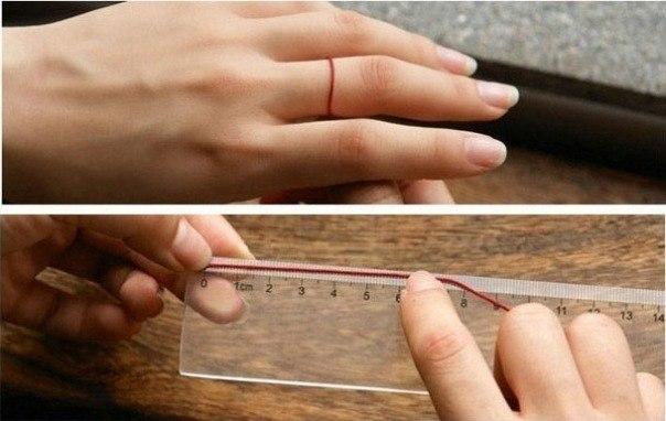 Как сделать кольцо чуть меньше